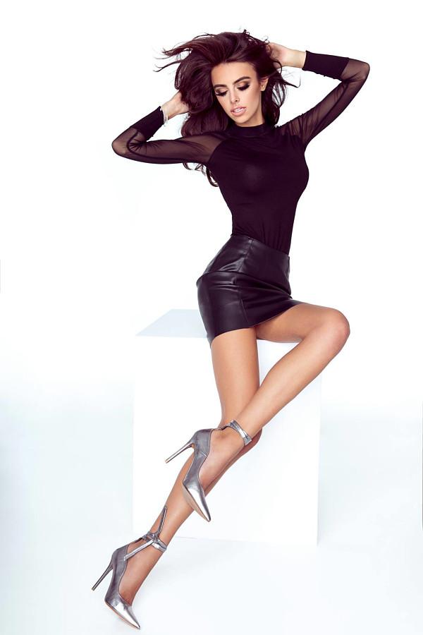 Anita Sikorska model (modelka). Photoshoot of model Anita Sikorska demonstrating Fashion Modeling.Fashion Modeling Photo #190272