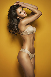 Anita Sikorska model (modelka). Photoshoot of model Anita Sikorska demonstrating Body Modeling.Body Modeling Photo #96073
