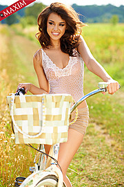 Anita Sikorska model (modelka). Photoshoot of model Anita Sikorska demonstrating Commercial Modeling.Commercial Modeling Photo #96105