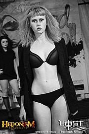 Anjee Jones model. Photoshoot of model Anjee Jones demonstrating Runway Modeling.Runway Modeling Photo #90481