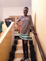 Ann Mutambi Model