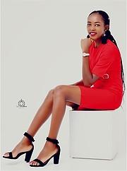 Ann Waithira model. Photoshoot of model Ann Waithira demonstrating Fashion Modeling.Fashion Modeling Photo #224065