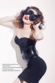 Anna Ekomasova photographer (Анна Екомасова фотограф). Work by photographer Anna Ekomasova demonstrating Fashion Photography.Fashion Photography Photo #105933