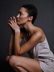 Anna Ekomasova photographer (Анна Екомасова фотограф). Work by photographer Anna Ekomasova demonstrating Portrait Photography.Portrait Photography Photo #57238