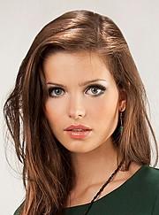 Anna Grzelczak model (modelka). Photoshoot of model Anna Grzelczak demonstrating Face Modeling.Face Modeling Photo #104643