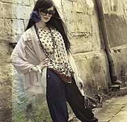 Anna Grzelczak model (modelka). Photoshoot of model Anna Grzelczak demonstrating Fashion Modeling.Fashion Modeling Photo #104653