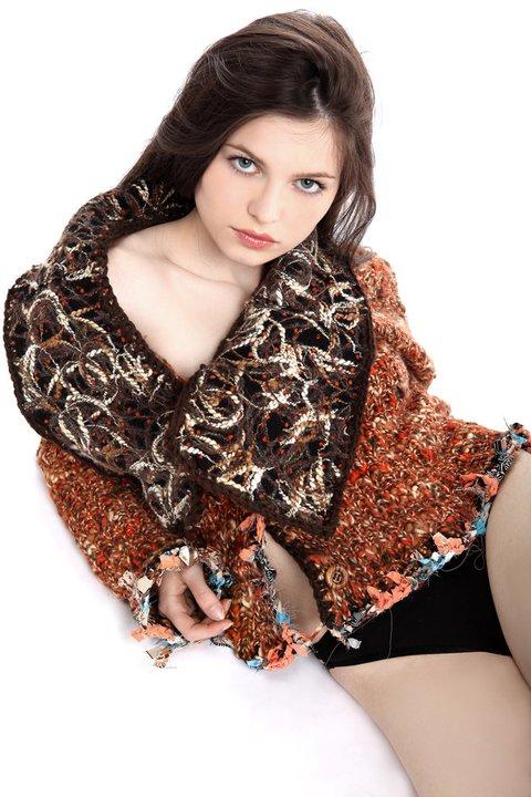 Anna Grzelczak model (modelka). Photoshoot of model Anna Grzelczak demonstrating Fashion Modeling.Fashion Modeling Photo #104656