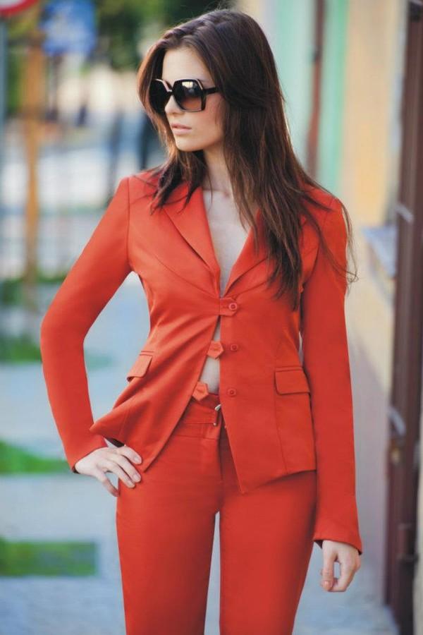 Anna Grzelczak model (modelka). Photoshoot of model Anna Grzelczak demonstrating Fashion Modeling.Fashion Modeling Photo #172376