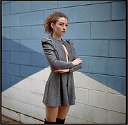 Anna Haholkina model (modella). Photoshoot of model Anna Haholkina demonstrating Fashion Modeling.Fashion Modeling Photo #221086