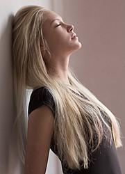 Anna Kin model. Photoshoot of model Anna Kin demonstrating Face Modeling.Face Modeling Photo #54508