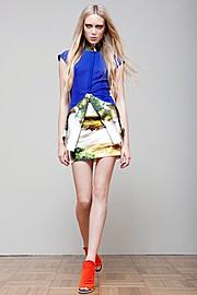 Anna Kin model. Photoshoot of model Anna Kin demonstrating Fashion Modeling.Fashion Modeling Photo #54510