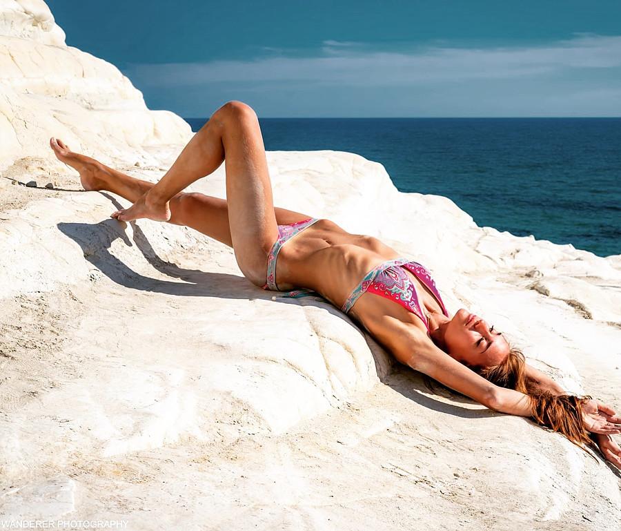 Anna Kokoshvili model. Modeling work by model Anna Kokoshvili. Photo #199571