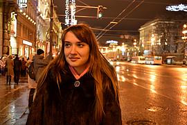 Anna Kokoshvili model. Modeling work by model Anna Kokoshvili. Photo #199596