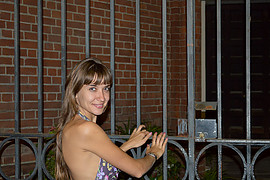 Anna Kokoshvili model. Modeling work by model Anna Kokoshvili. Photo #199597