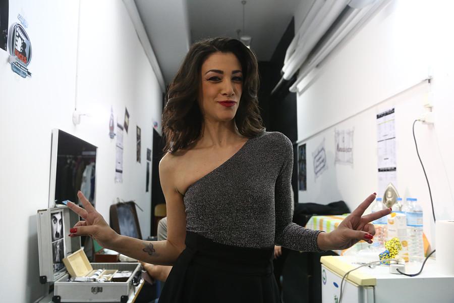 Anna Koupriza Μοντέλο