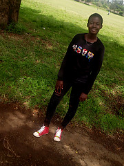 Anna Michaels is a Kenyan girl who is interested in becoming a worlds best Model and be an airhostess too.Apart from the passion in modellin