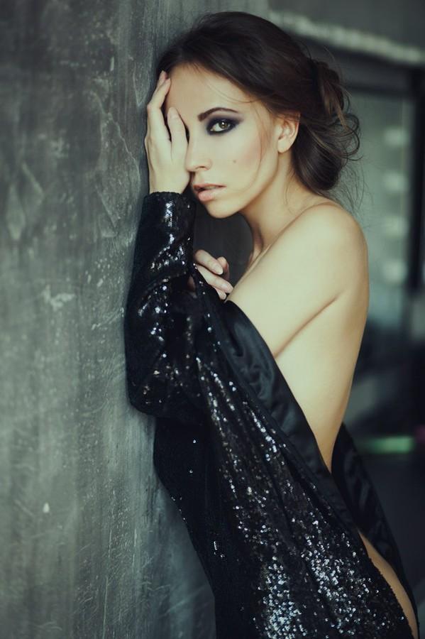 Anna Orlova model (модель). Photoshoot of model Anna Orlova demonstrating Fashion Modeling.Fashion Modeling Photo #68939