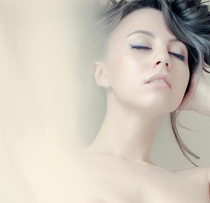Anna Orlova model (модель). Photoshoot of model Anna Orlova demonstrating Face Modeling.Face Modeling Photo #68943