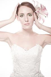 Anna Shteyn model (модель). Photoshoot of model Anna Shteyn demonstrating Face Modeling.Face Modeling Photo #69071