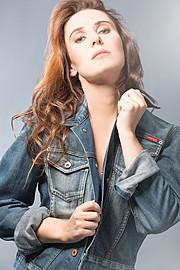 Anna Shteyn model (модель). Photoshoot of model Anna Shteyn demonstrating Fashion Modeling.Fashion Modeling Photo #69073