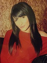Anna Trikaliti Μοντέλο