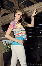 Anna Vega model. Photoshoot of model Anna Vega demonstrating Fashion Modeling.Fashion Modeling Photo #102751