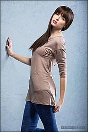 Anna Vega model. Photoshoot of model Anna Vega demonstrating Fashion Modeling.Fashion Modeling Photo #102760