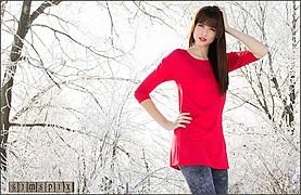 Anna Vega model. Photoshoot of model Anna Vega demonstrating Fashion Modeling.Fashion Modeling Photo #102761