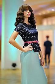 Anna Vega model. Photoshoot of model Anna Vega demonstrating Runway Modeling.Runway Modeling Photo #102765