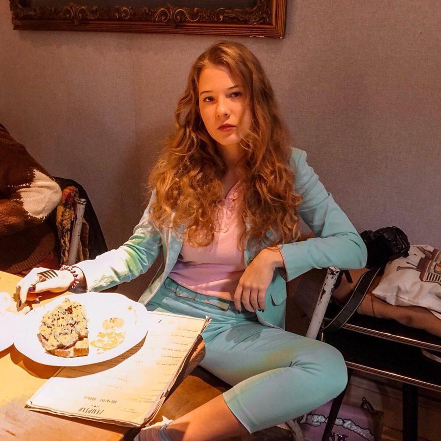 Anna Zubko model (Άννα Ζουμπκό μοντέλο). Photoshoot of model Anna Zubko demonstrating Commercial Modeling.Commercial Modeling Photo #225215
