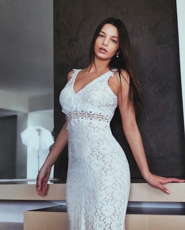 Annamaria Tsakali model & fashion designer (Άννα Μαρία Τσάκαλη μοντέλο & σχεδιαστής μόδας). Photoshoot of model Annamaria Tsakali demonstrating Fashion Modeling.Fashion Modeling Photo #197461