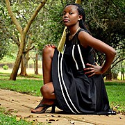 Anne Macharia Model