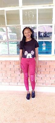 Anne Njeri model. Photoshoot of model Anne Njeri demonstrating Fashion Modeling.Fashion Modeling Photo #219776