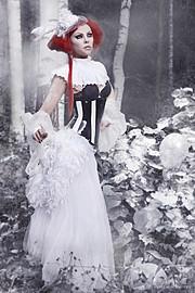 Annet Morgenstern model & makeup artist (модель & визажист). Photoshoot of model Annet Morgenstern demonstrating Fashion Modeling.Fashion Modeling Photo #78049