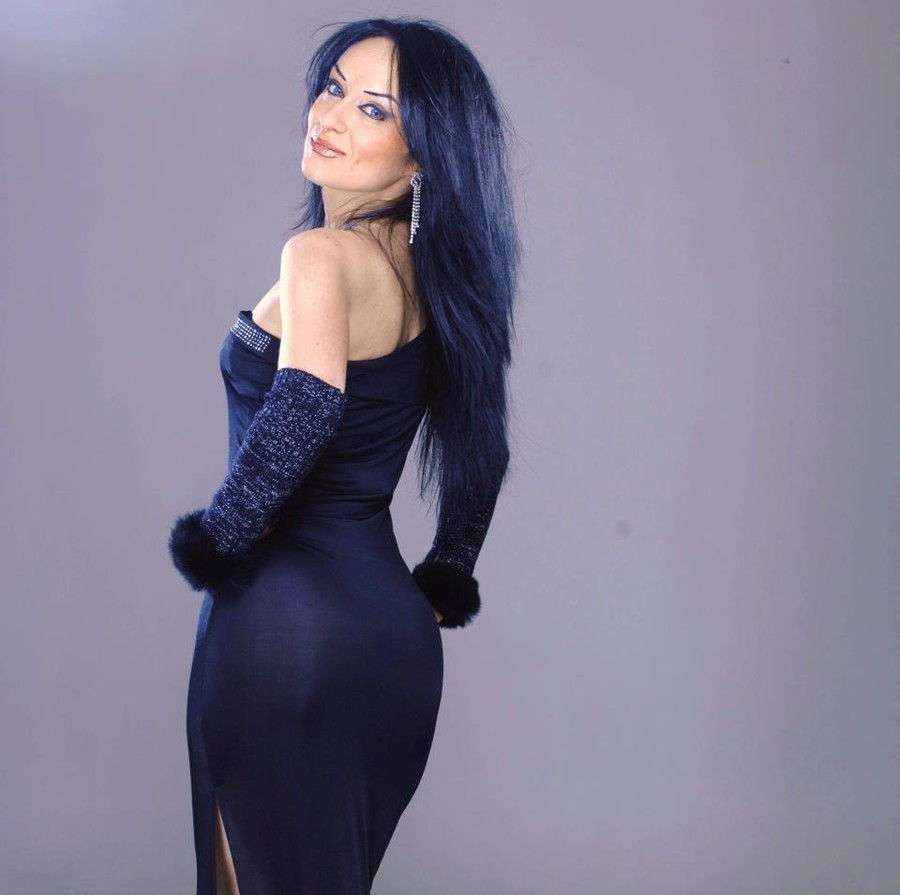 Antonia Dabcheva Model