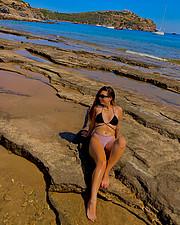 Antonia Sianou model (μοντέλο). Photoshoot of model Antonia Sianou demonstrating Body Modeling.Body Modeling Photo #232249