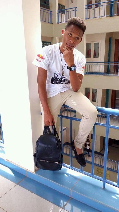 Antony Njenga Model & Fashion Stylist