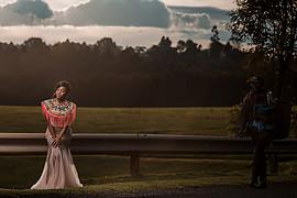Antony Trivet fashion portraiture wedding. Work by photographer Antony Trivet demonstrating Editorial Photography in a photo-session with the model Krupa Samani.Dress Designer Shenu HoodaZyna by Shenu HoodaModel Krupa SamaniShenu Designs https://an