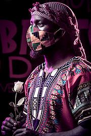 Antony Trivet fashion portraiture wedding. Work by photographer Antony Trivet demonstrating Portrait Photography in a photo-session with the model Isaya Evans.Model : Isaya EvansFashion Stylists : Rose MeindraLocation : Igabantu Studiosphotographer