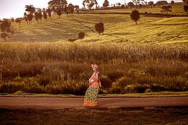 Antony Trivet fashion portraiture wedding. Work by photographer Antony Trivet demonstrating Maternity Photography.photographer: Antony TrivetLocation : Kiambu County Tea Farm EstateMaternity Photography Photo #232831