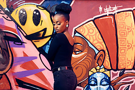 Antony Trivet fashion portraiture wedding. Work by photographer Antony Trivet demonstrating Editorial Photography in a photo-session with the model Larry Asego.Model : Larry AsegoFashion Stylists : Gjey mavaziLocation : Lukenya Hillsphotographer: A