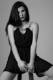Antriana Kara model (μοντέλο). Photoshoot of model Antriana Kara demonstrating Fashion Modeling.Fashion Modeling Photo #198368