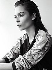 Anya Bruwer model. Photoshoot of model Anya Bruwer demonstrating Face Modeling.Face Modeling Photo #145116