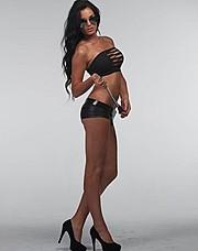 April Vaughan model. Photoshoot of model April Vaughan demonstrating Body Modeling.Body Modeling Photo #91714