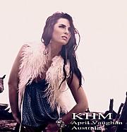 April Vaughan model. Photoshoot of model April Vaughan demonstrating Fashion Modeling.Fashion Modeling Photo #91736