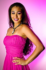 Ari Kaainoa makeup artist. Work by makeup artist Ari Kaainoa demonstrating Beauty Makeup.Beauty Makeup Photo #120093