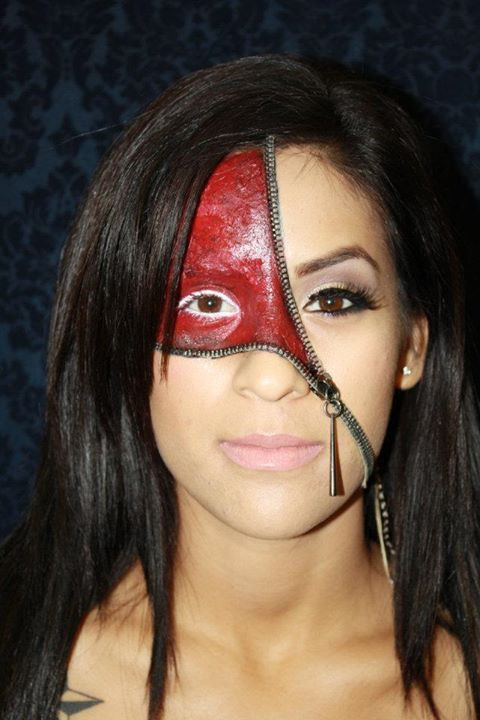 Ari Kaainoa makeup artist. Work by makeup artist Ari Kaainoa demonstrating Special Fx Makeup.Horror Film SFXSpecial Fx Makeup Photo #120096