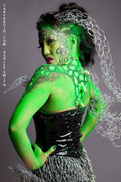 Ari Kaainoa makeup artist. Work by makeup artist Ari Kaainoa demonstrating Creative Makeup.Creative Makeup Photo #120098