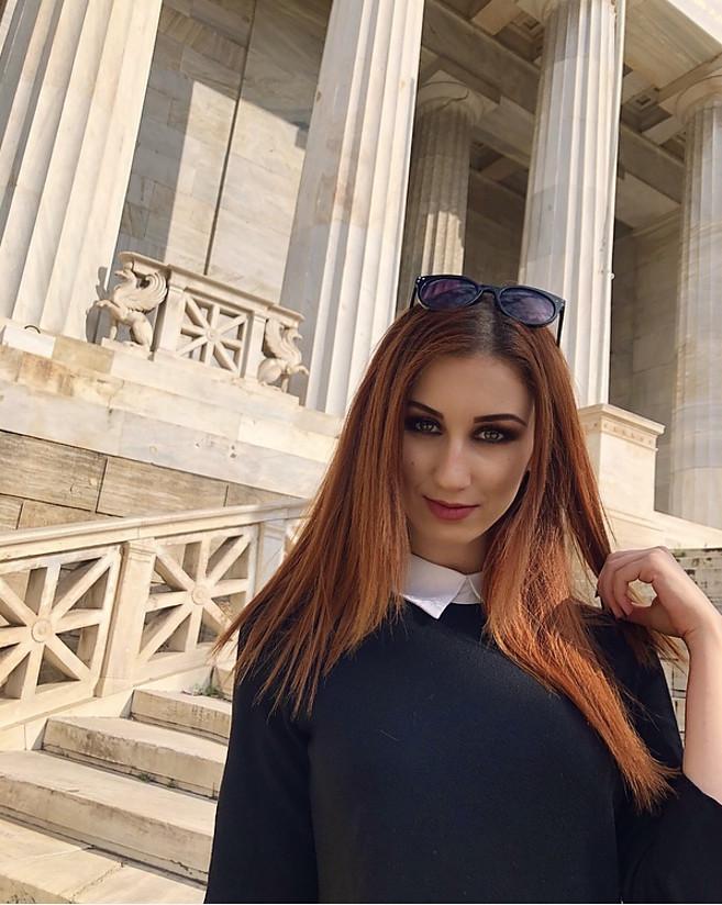 Arianna Trakaki Μοντέλο