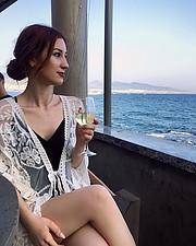 Arianna Trakaki model (μοντέλο). Modeling work by model Arianna Trakaki. Photo #204635